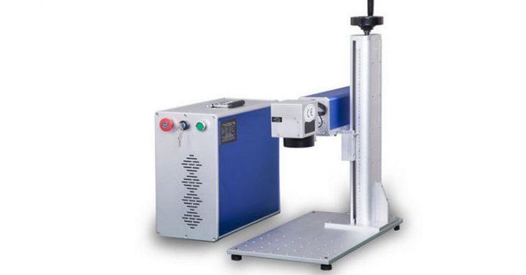 ساختار دستگاه لیزر فایبر حکاکی